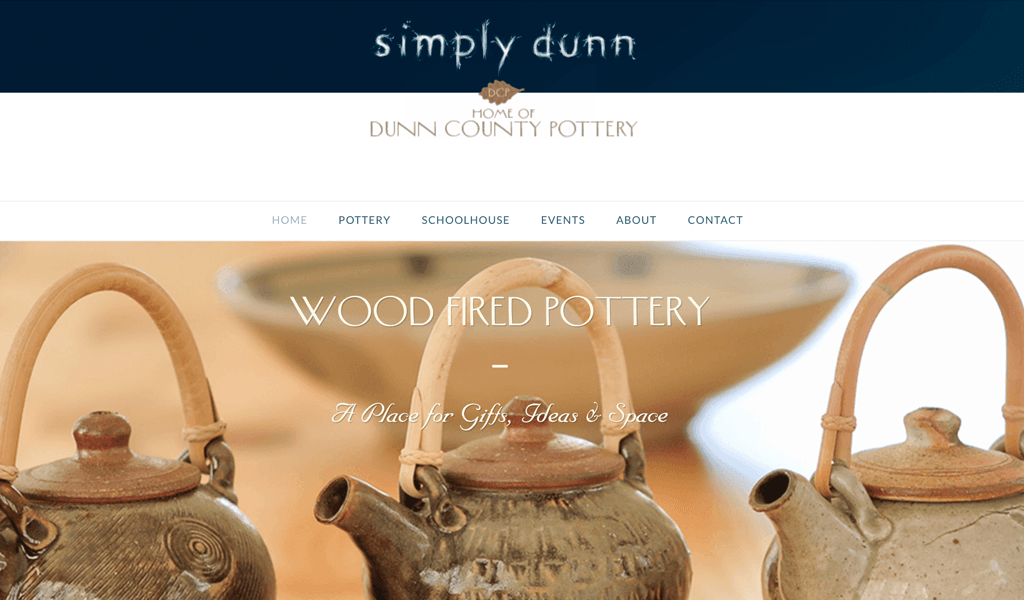 Simply Dunn website